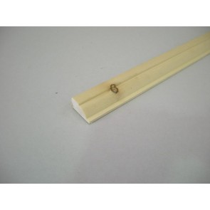 50mm Picture Rail (Price Per Mtr.)