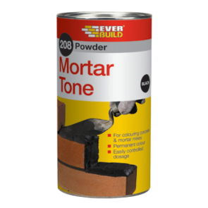 1 KG Everbuild Powder Mortar Tone Black