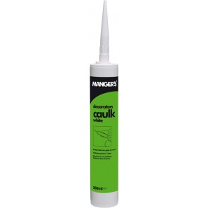 Manger's Decorator's Caulk Trade 385ml