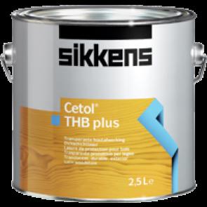 1 Litre Light Oak Sikkens Cetol THB Plus Translucent Woodstain