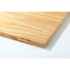 "3/4"" (8'x4') Sheathing Plywood"