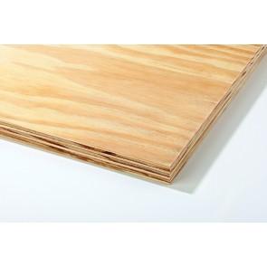 """3/8"""" (8'x4') Sheathing Plywood"""
