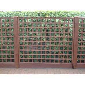 6ft x 1ft Square Trellis