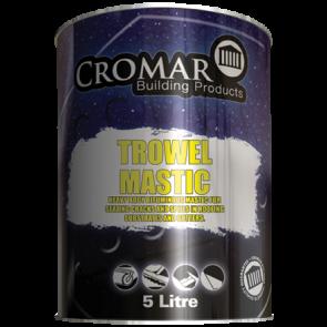 5 Litre Cromar Trowel Mastic