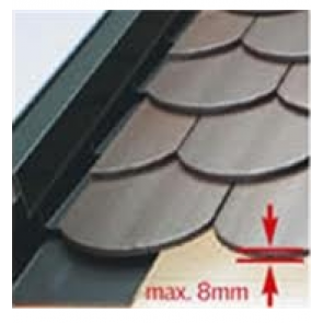 EDL FK06 Velux Slate Flashing Kit