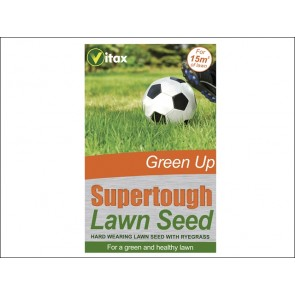 Green Up Supertough Lawn Seed 45m²