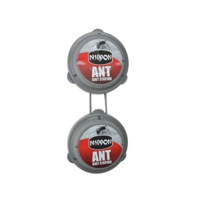 Nippon Ant Bait Station Twin Pack
