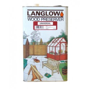 5 Litre Universal Langlow Wood Preserver