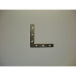 """4"""" Corner Plate"""