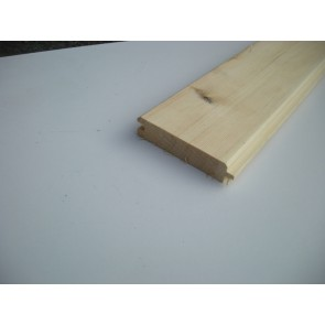 2.1mtr 19 x 95 Planed Tongue and Groove Redwood
