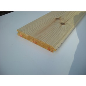 20 x 145 Planed Tongue and Groove Floorboards (Price Per Mtr.)