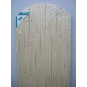 6ft x 3ft Oxford T+G Arched Gate