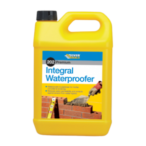 5 Litre Everbuild Integral Liquid Waterproofer