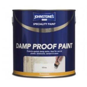 750ml Johnstones Damp Proof Paint