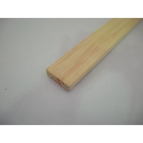 20mm x 70mm (3 x 1) Planed All Round Softwood (Price Per Mtr.)