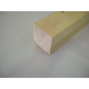 70mm x 70mm (3 x 3) Planed All Round Softwood (Price Per Mtr.)