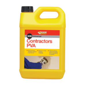 5 Litre Everbuild Contractors PVA