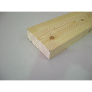45mm x 145mm (6 x 2) Planed All Round Softwood (Price Per Mtr.)