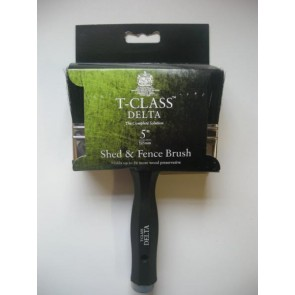 T-Class Delta Shed & Fence Paint Brush