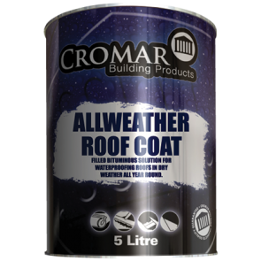 5 Litre Cromar All Weather Roof Coat