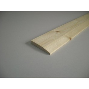 16mm x 119mm Chamfered Skirting (Price Per Mtr.)