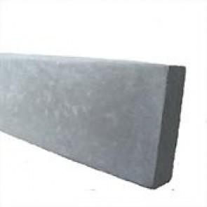 """6ft x 12"""" Plain Concrete Base Panel"""