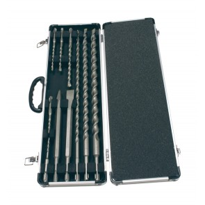 Makita 10pc SDS Drill & Chisel Set
