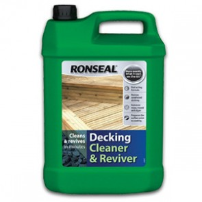 5 Litre Ronseal Decking Cleaner
