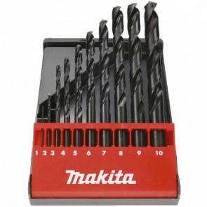 Makita HSS 10pc Bit Set