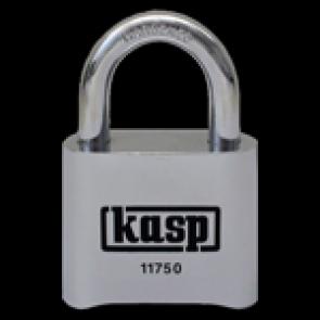 Kasp Heavy Duty Combination Padlock (K11750D)