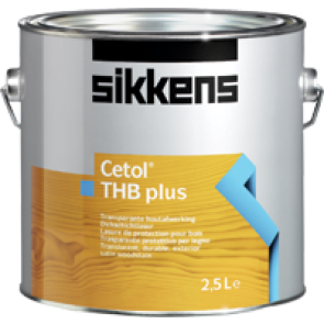 1 Litre Dark Oak Sikkens Cetol THB Plus Translucent Woodstain