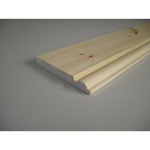 20mm x 219mm Torus Skirting (Price Per Mtr.)